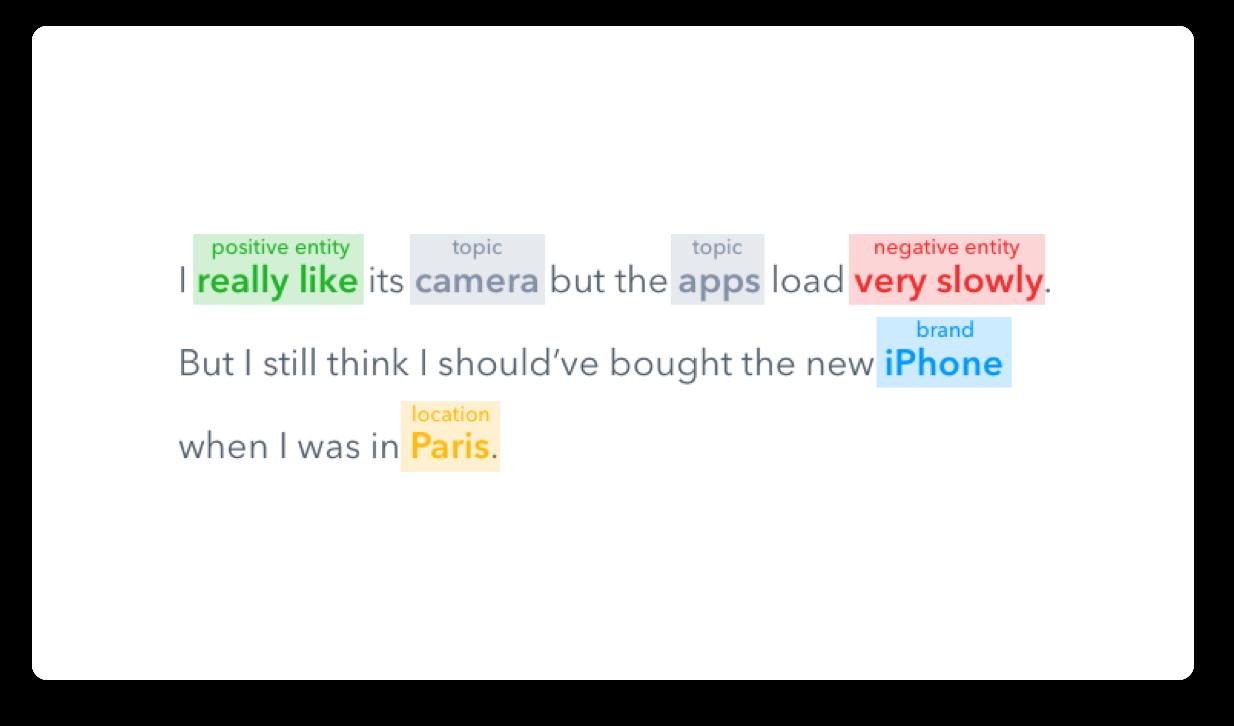 Screenshot - sentiment analysis